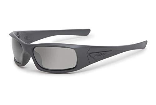 ESS 5B Gafas de sol con marco gris espejado EE9006-05 tamaño mediano grande