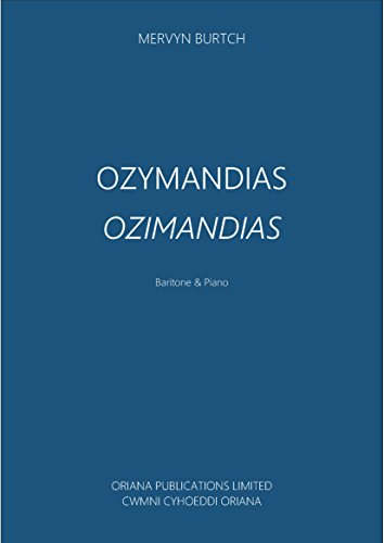 Ozymandias: Ozimandias (English Edition)