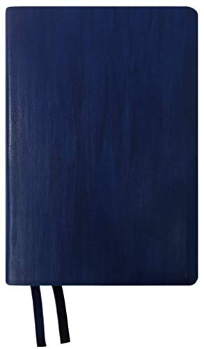 Compare Textbook Prices for NASB Giant Print Bible, Blue, Leathertex, 2020 text  ISBN 9781581351668 by The Lockman Foundation