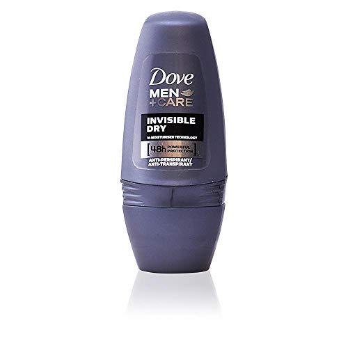 Dove Men Invisible Dry 48h Desodorante Roll-On - 50 ml