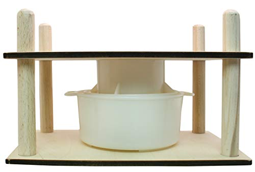 Сheese Making Kit (Cheese Press + 1 Cheese Making mold 1.2 L)