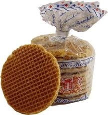 Amazon Com Stroopwafels 20 Dutch Caramel Syrup Waffle Cookies Packaged Snack Cookies Grocery Gourmet Food