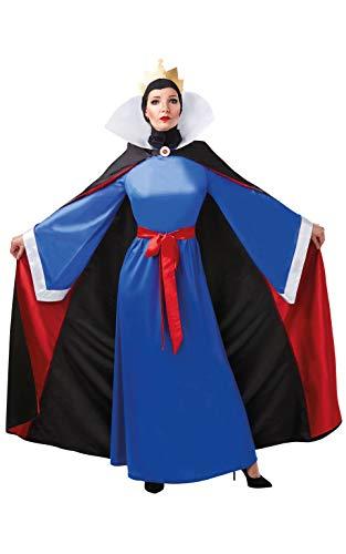 Rubie's- Disney Evil Queen Villians Disfraz, Multicolor (300432S)