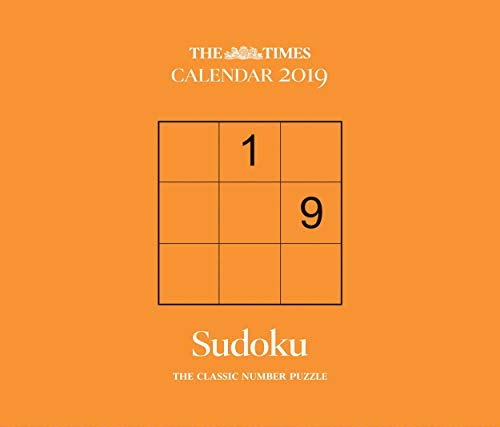 Sudoku, The Times B 2019 (Box)