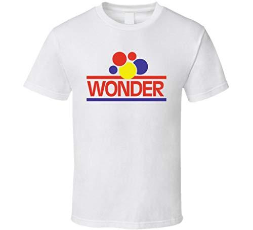 Wonder Bread Peanut Butter and Jelly Sandwich Trio Halloween Costume T Shirt White