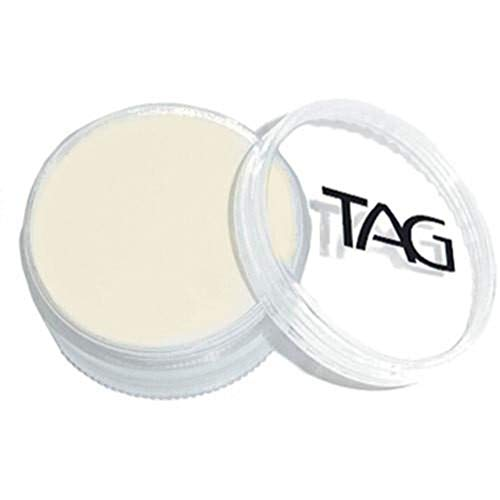 TAG Face and Body Paint - Regular White 90gm