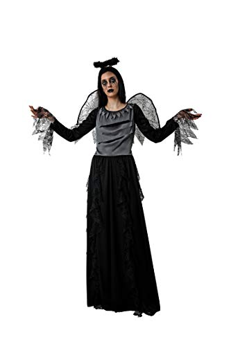 Costumizate! Disfraz de ángel caído para Hombre Adulto Talla Unica Halloween