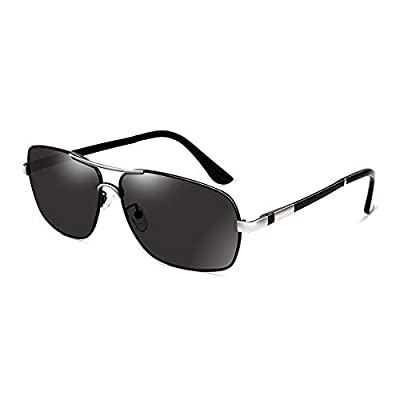 Polarized Aviator Sunglasses for