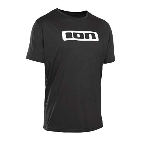 Ion Logo Kurzarm-Shirt Herren Black Größe EU 50 | M 2021 T-Shirt