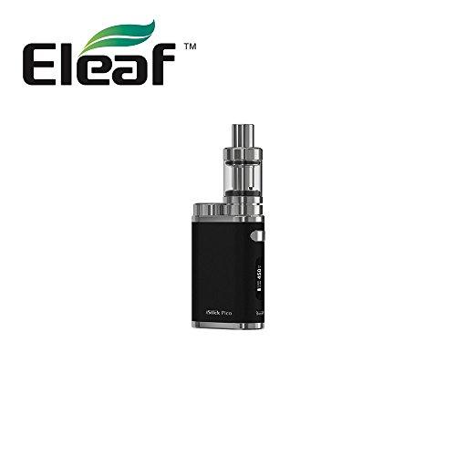 Eleaf iStick Pico TC 75 Watt / MELO 3 Mini Full Kit Farbe Full Black
