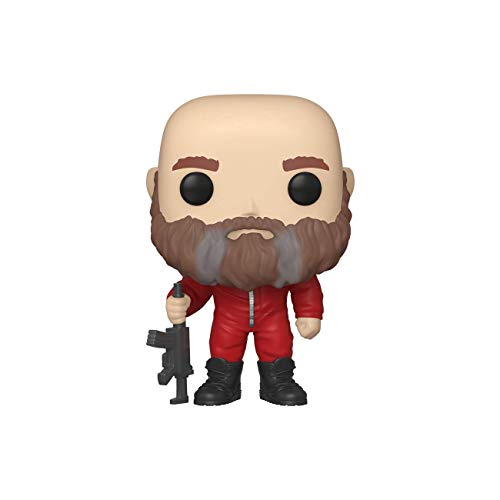 Funko Pop TV: la Casa de Papel - Helsinki, Multicolor