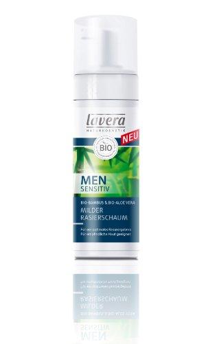 LAVERA Men sensitiv milder Rasierschaum 150 Milliliter