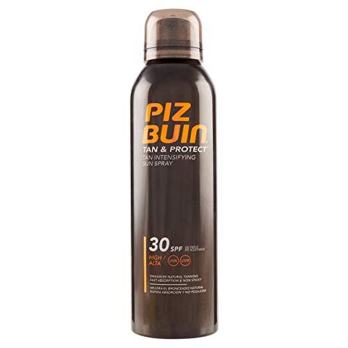 Piz Buin Tan And Protect Tan Intensifying Sun Spray Spf30 150ml