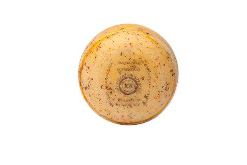 Gouda Kleiner Bauernkäse | Premium Qualität (Italienische Kräuter, 400 Gramm)