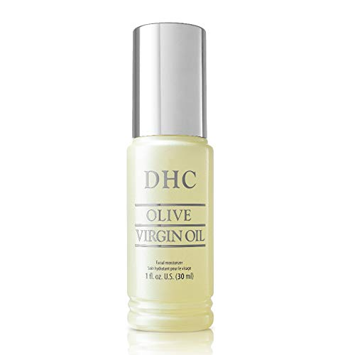 DHC Olive Virgin Oil Facial Moisturizer, Hydrating, Nourishing, Lightweight, Fragrance and Colorant Free, All Skin Types, 1 fl. oz.