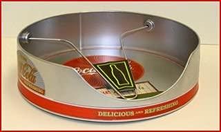 Coke Coca-Cola Paper Plate Dispenser Holder Picnic NEW