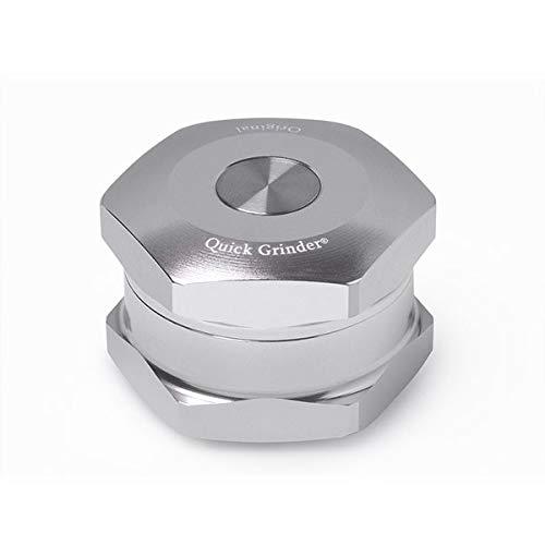 Imagen del producto Grinder Kitchen Aluminium Silver Original Quick Grinder V3