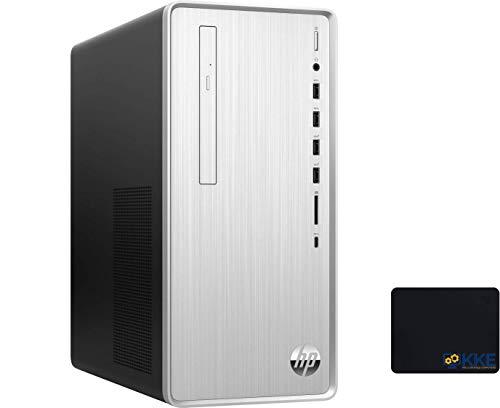 HP Newest Pavilion Desktop, Intel Core i5-10400 Processor up to 4.3GHz, 16GB Memory, 1TB HDD, Wiless-AC, HDMI, VGA, Windows 10, KKE Mousepad
