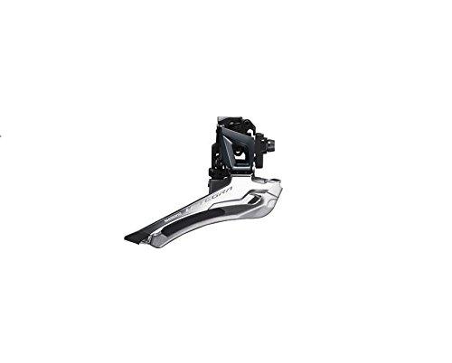 Shimano Ultegra FD-R8000 2x11 - Desviador - 2x11 abrazadera alta negro Modelo 34,9mm 2018