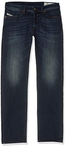 Diesel Herren Waykee-00s11b-0814w-29 Straight Jeans, Blau (Azul 0814w), 44 (Herstellergröße: 29)