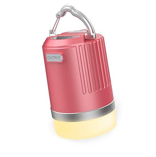 Superway LEDランタン3色切替 電球色 自然白 昼白色 無段階調光 充電式11200mAh IP65バーベキュー アウトドア携帯キャンプ用品/応急停電用 連続点灯510時間