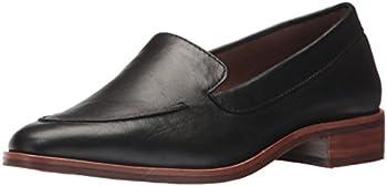 Aerosoles Women s East Side Loafer Black Leather 8 M US