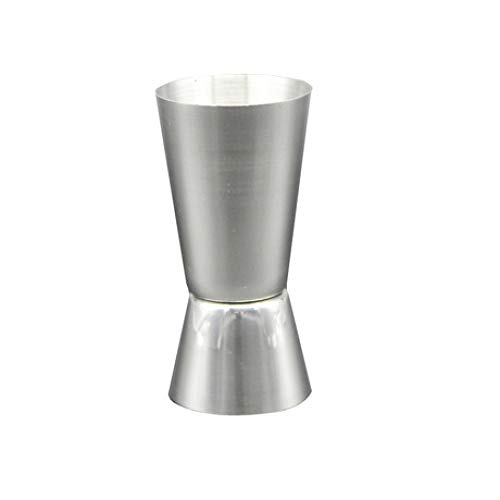 SUNHAO Acier inoxydable tasse inox verre once tasse vin comptage métal couleur primaire de mesure