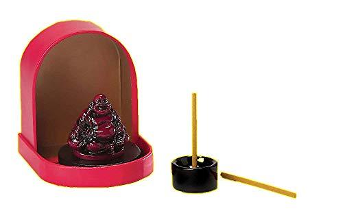 Vinyl-It Itty Bitty Buddha Mini Figure Set Miniature Figurine Kit