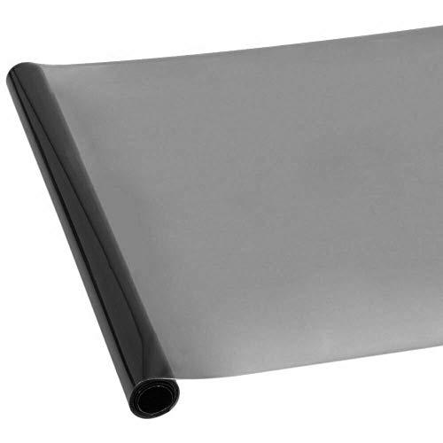 (5,89€/m2) Scheinwerfer Tönungsfolie Hell Schwarz (Rückleuchten Blinker Nebelleuchten) 20 x 30 cm