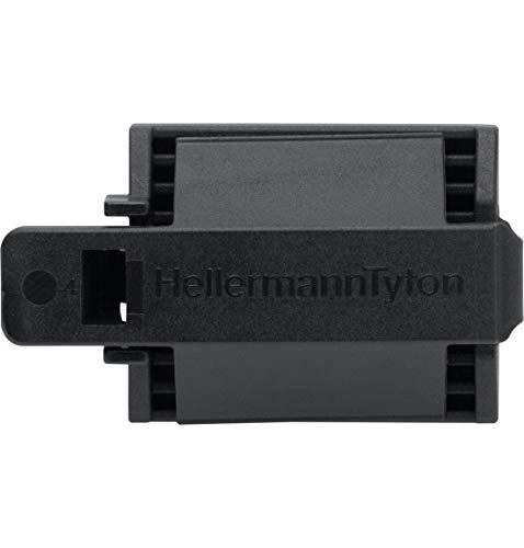 Hellermann Tyton FKH25A Kabel-Clips, 25 x 31 mm, 25 Stück