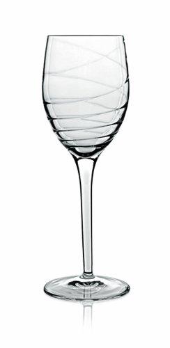 Luigi Bormioli Romantica Verre à vin blanc 28 cl Coffret cadeau Lot de 4
