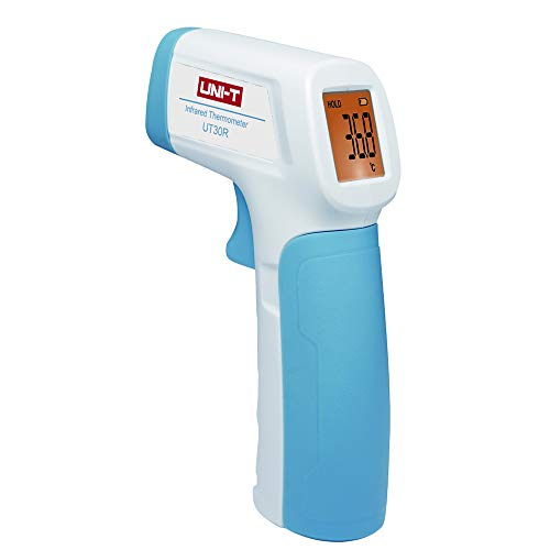 Protmex IR termómetro digital pistola termómetro sin contacto medidor de temperatura