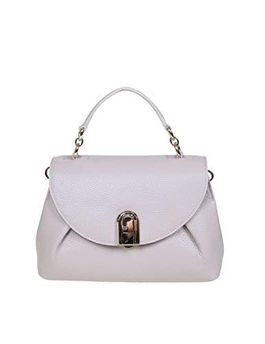 Luxury Fashion | Furla Dames 1044979 Roze Leer Handtassen | Lente-zomer 20