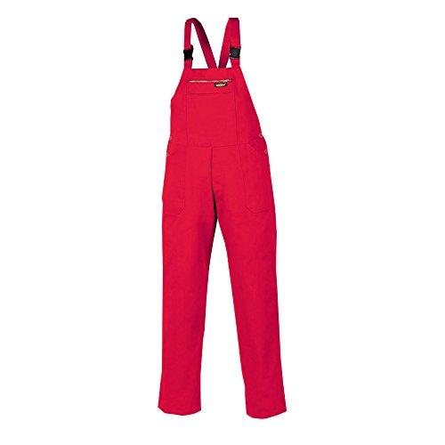 teXXor tuinbroek basic werkbroek voor industrie en handwerk, 24, rood, 8033