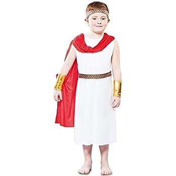 Aptafêtes Disfraz niño Romano: Amazon.es: Juguetes y juegos