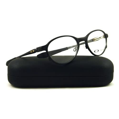 666c282ce20 Oakley Eyeglasses OX 5067-0251 BLACK OVERLORD 51mm at Amazon Women s  Clothing store  Prescription Eyewear Frames