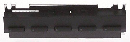 Rancilio Tastatureinheit für Kaffeemaschine sse6, sse8 5 Tasten schwarz Länge 170mm Breite 32mm