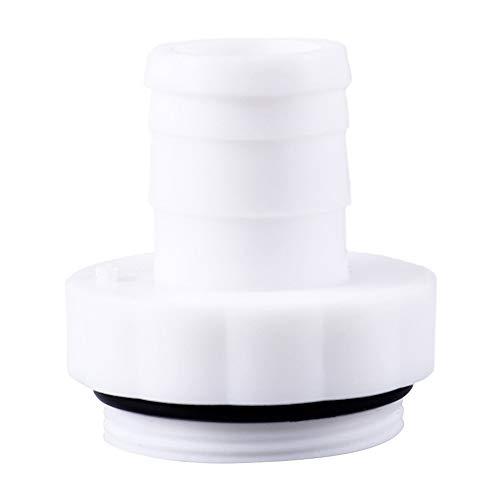 Filtre brita 1pcs adaptateur eau du robinet robinet douche anti dévésiculeur Adaptateur accessoires for cuisine Salle de bain Accessoires Dropshipping Cuisine (Color : White)