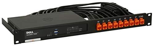 Rackmount.IT Kit de Montaje en Rack para SonicWall Soho 250 (RM-SW-T7)