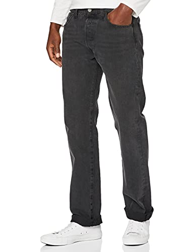 Levi\'s Herren 501 Original Jeans, Solice, 31W / 34L