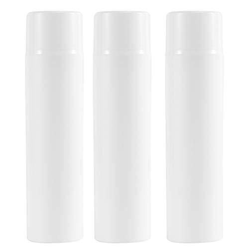 Hemoton 6 Pcs En Plastique Lotion Distributeur Pompe Bouteille Voyage Vide Main Savon Shampooing Liquide Pompe Bouteilles Conteneur Pour Voyage Maison 150 Ml