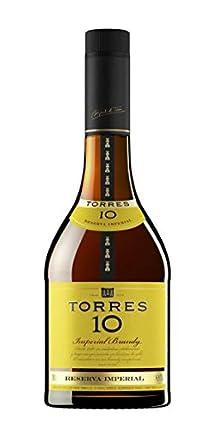 Torres 10, Brandy Bueno y Barato