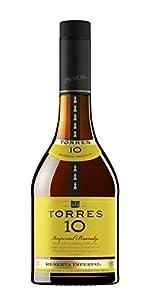 Torres 10, Brandy, 70 cl - 700 ml