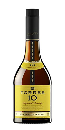 Torres Torres 10 Reserva Imperial Brandy 38% Vol. 1L - 1000 ml