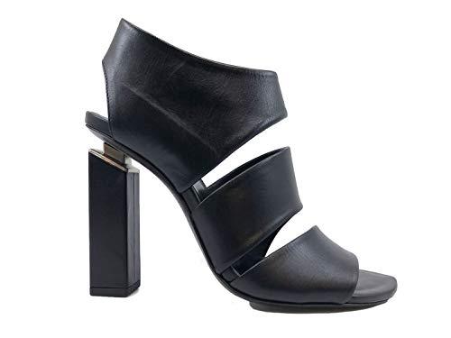 Vic Matie , Damen Sandalen *, Schwarz - schwarz - Größe: 37 EU