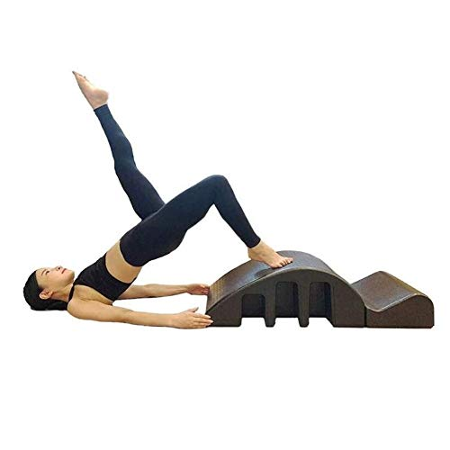 Best Bargain CJH Wedge Spine Orthosis, Spinal Balanced Back Pain Relief Yoga Equipment (Size : 40)