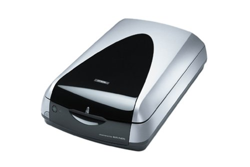 Great Price! Epson Perfection 4870 Photo Scanner