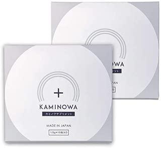 法之羽 KAMINOWA カミノワサプリメント【2個セット】