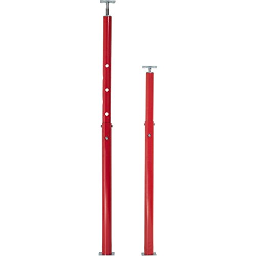 CoreLine Mfg Adjustable Jack Post - 3ft. 1in.-5ft. Adjustable Length, Model Number 2T