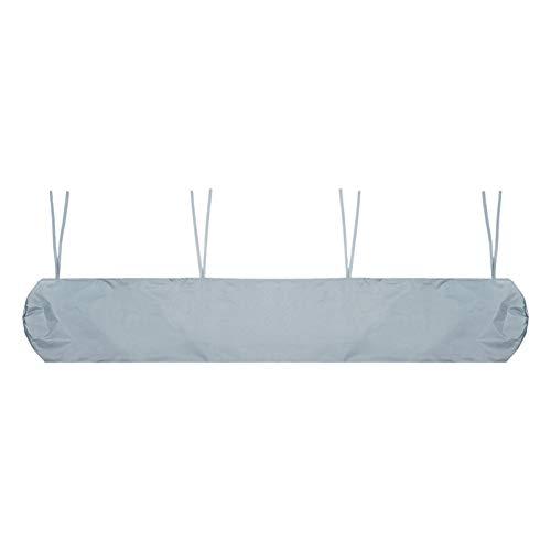 POHOVE Bolsa de almacenamiento para toldo de toldo de protección para toldo de lluvia con cuerda para exteriores, jardín, patio, toldos retráctiles, toldos, lluvia, sol, protección